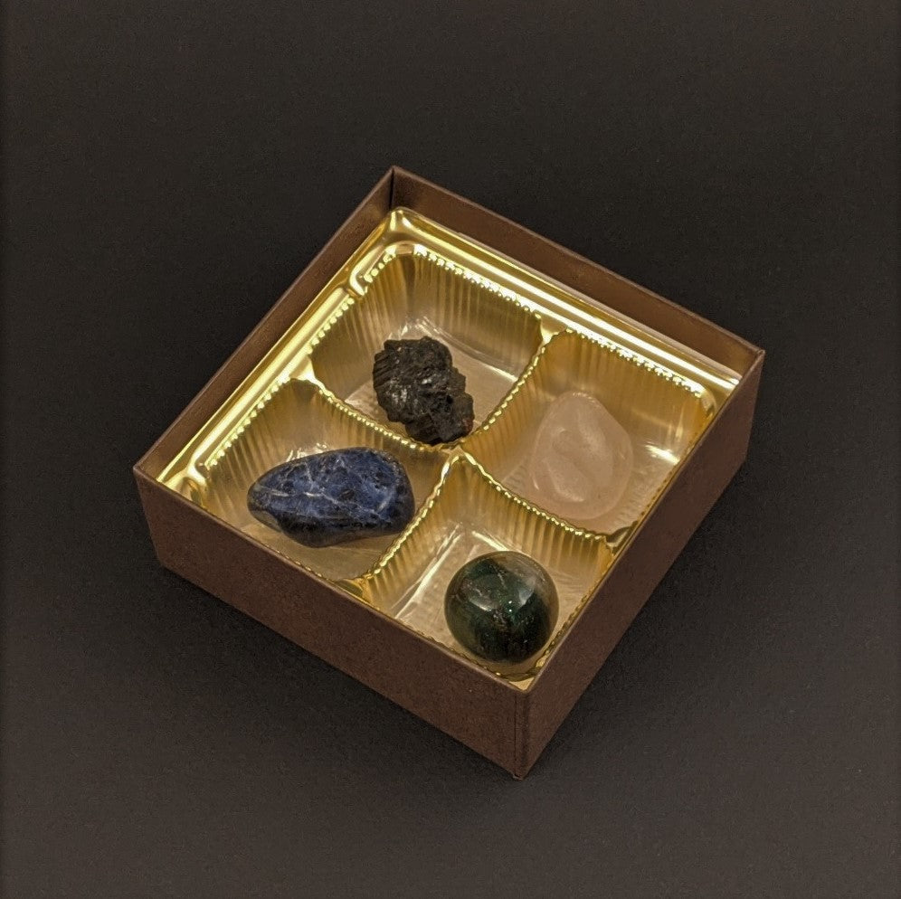 Pisces Birthday Crystal Box