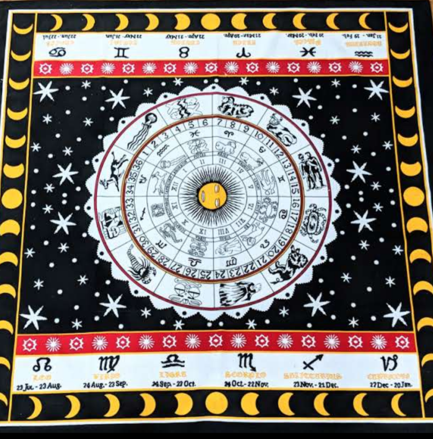 Astrology Tapestry