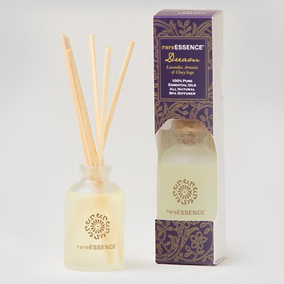 "100% Pure Essential Oils: Lavender, Armoise & Clary Sage  Aromatherapy Spa Diffuser- ""Dream"""