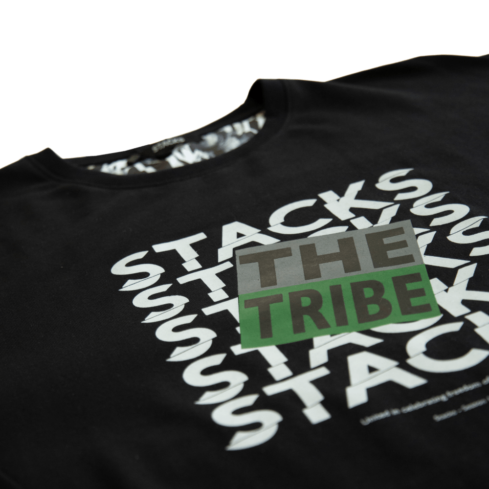 'The Tribe' Jumper - Stacks Official