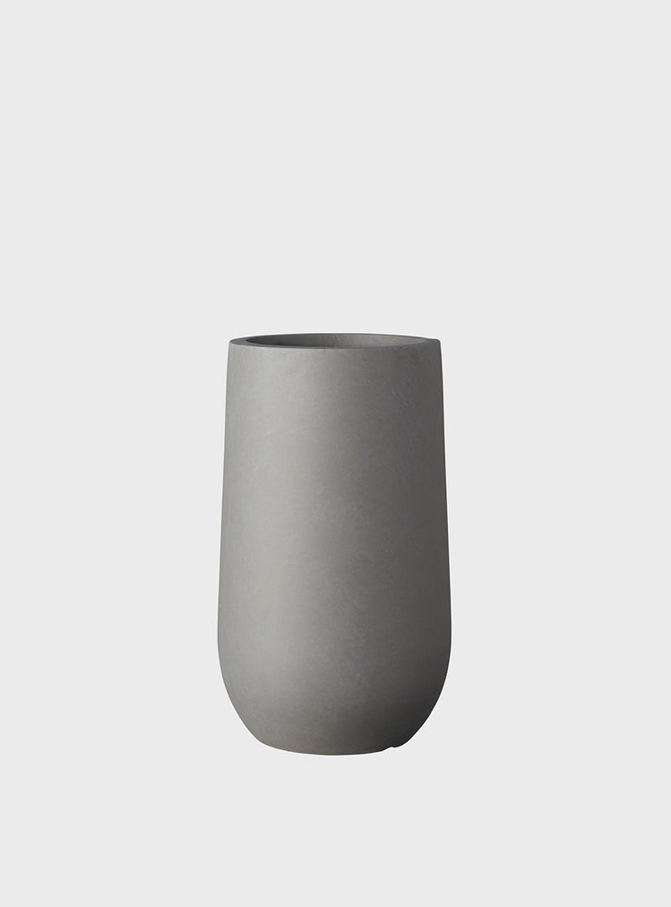Willow Planter Small Grey