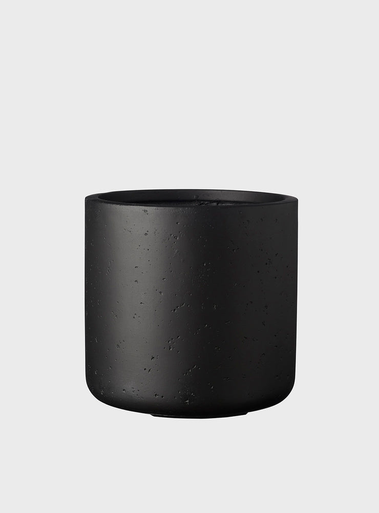 Jimmy Planter Small Coal