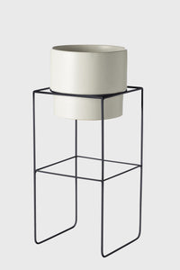 Alto Pot Stand Tall Black