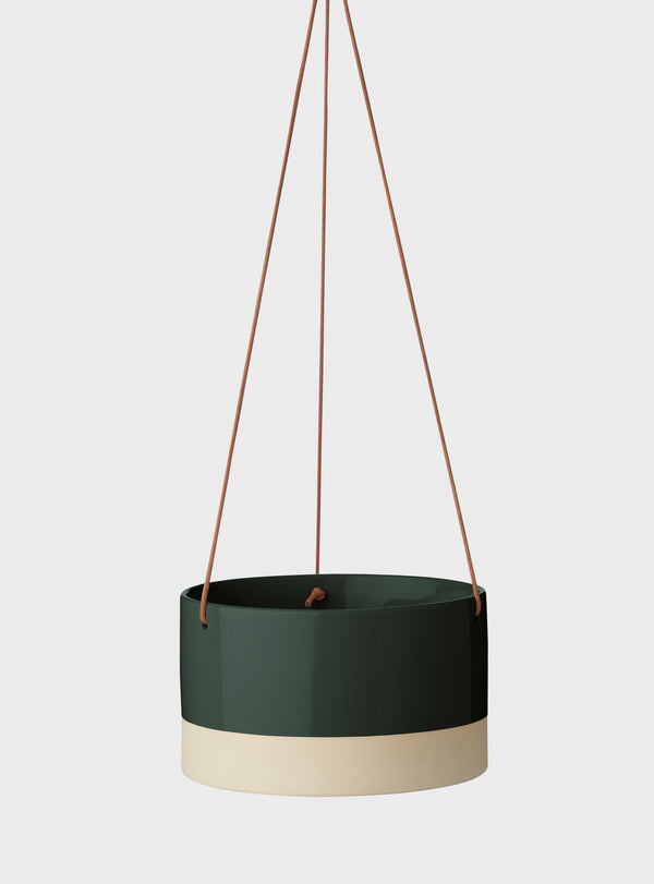 Billie Hanging Pot Large Cedar