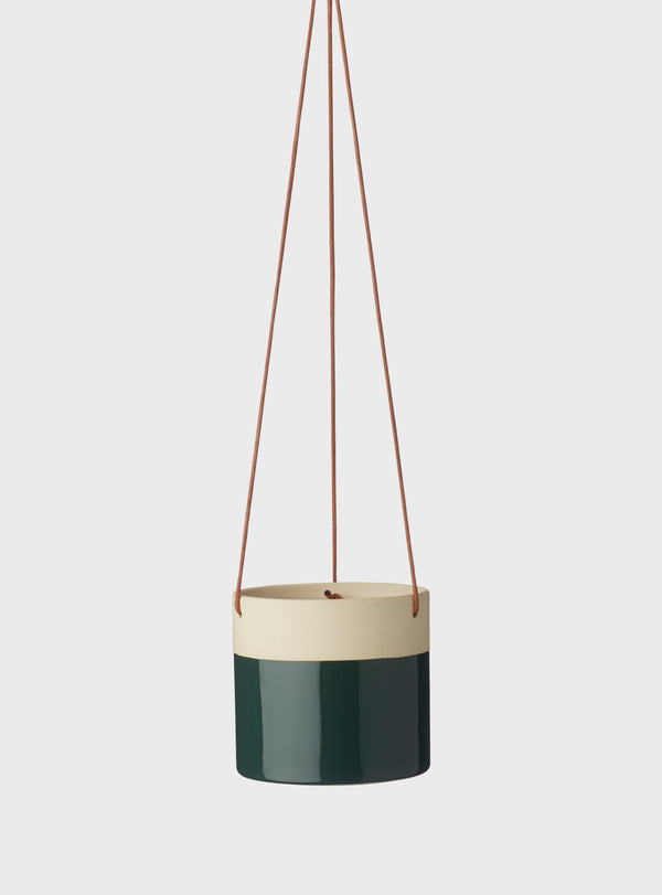Billie Hanging Pot Small Cedar