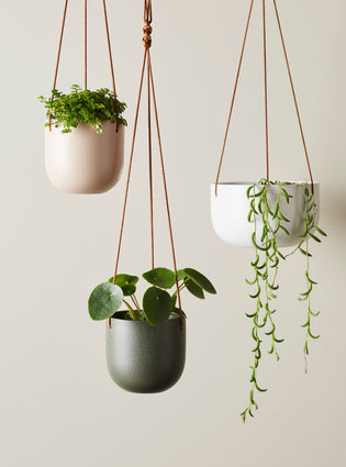 Cade Hanging Pot Large Dusk