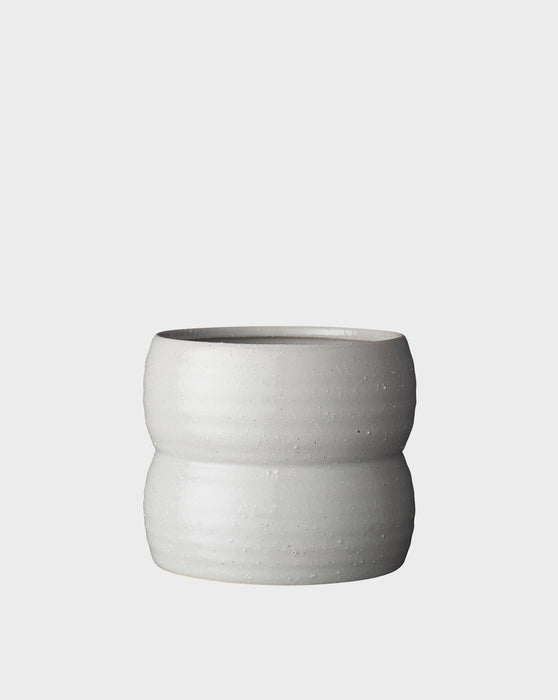 Luna Pot Small Light Grey