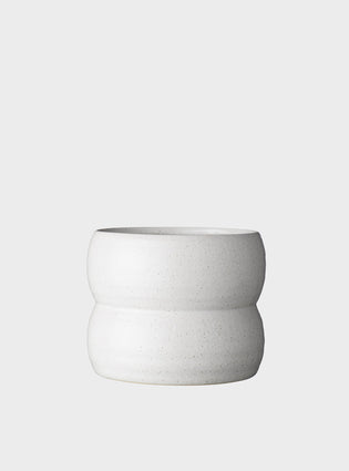 Luna Pot Small Soft White