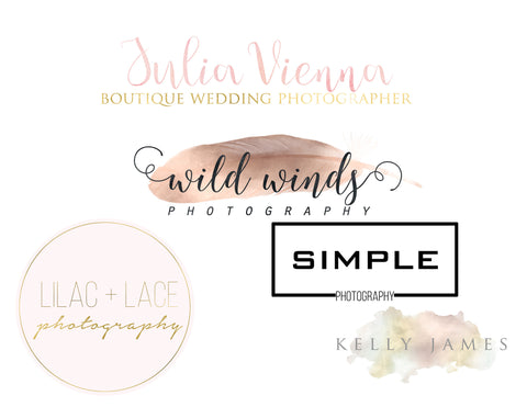 Personalized Logo, Custom just for you!