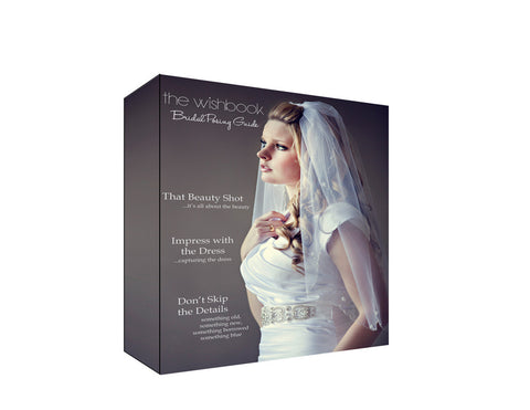 The Wishbook for Bridal Portraits