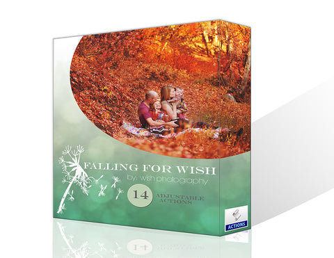Falling for Wish