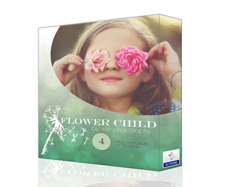 Wish Flower Child Recipe