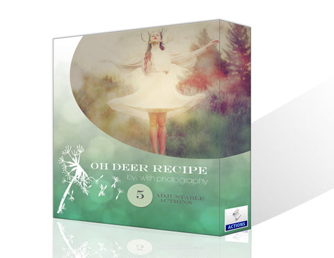 Oh Deer! Daily Edit Recipe