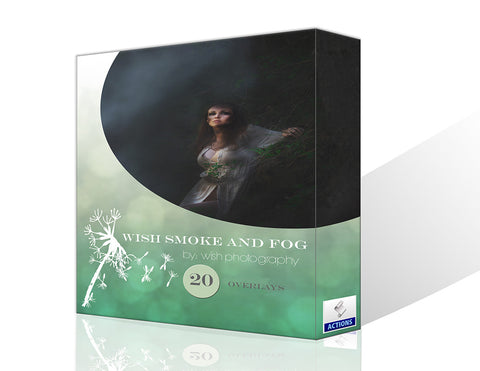 Wish Fog and Smoke Overlays