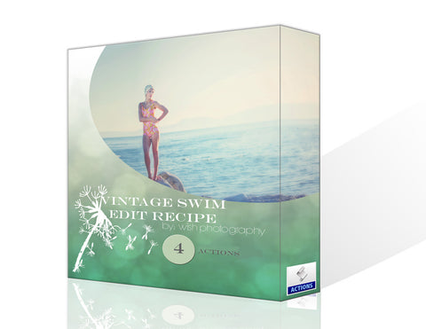 The Wish Vintage Swim Daily Edit Recipe