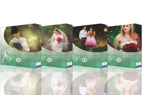 Wish Weddings Collections (Bundle)