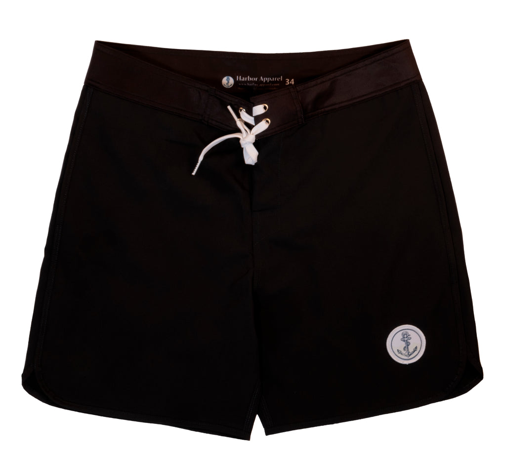 Black Abyss Boardshorts