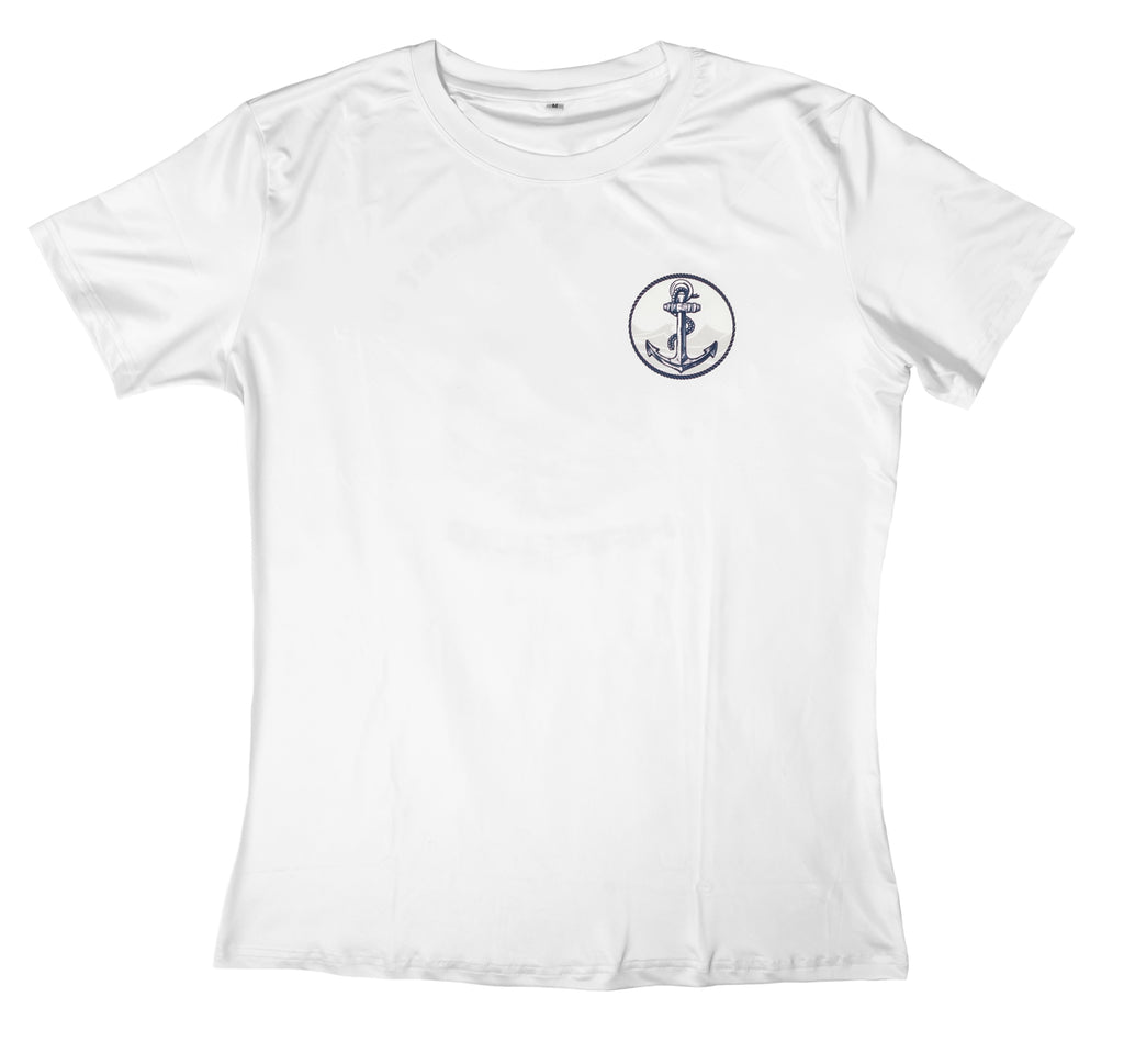 Simple Anchor Logo T-Shirt