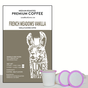 French Meadows Vanilla Single Use Cups
