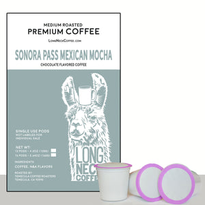 Sonora Pass Mexican Mocha Single Use Cups