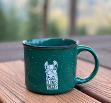 Load image into Gallery viewer, Ceramic Tin Cup Style Mug