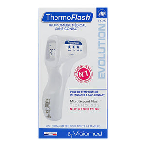 HealSmart Thermometer Body & Object Non-touch Indoor Outdoor Precise - Wholesale Only (50 Pieces)