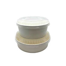 Load image into Gallery viewer, CCF 32OZ(D188MM) PP Plastic Dome Lid For Food Bucket - 300 Pieces/Case