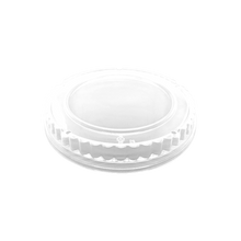 Load image into Gallery viewer, CCF 30OZ(D165MM) PP Plastic Dome Lid For Food Bucket - 600 Pieces/Case
