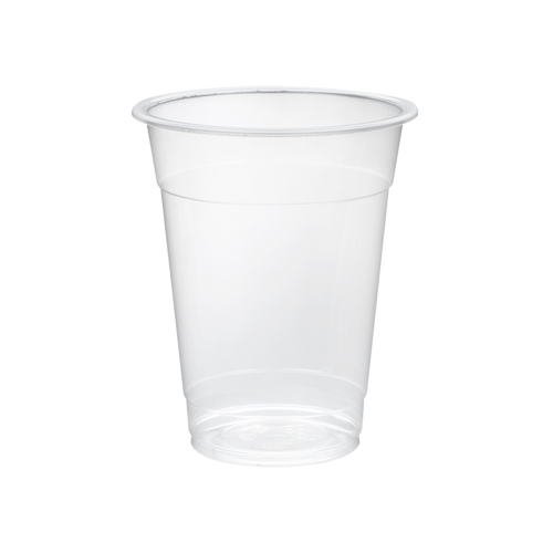 CCF 12OZ(D95MM) PP Plastic Drink Cup - 2000 Pieces/Case