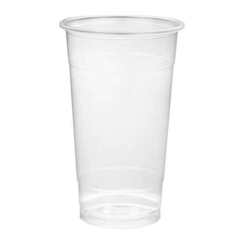 CCF 24OZ(D95MM) PP Plastic Drink Cup - 1000 Pieces/Case