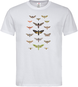 British Hawkmoths Unisex Classic Tee