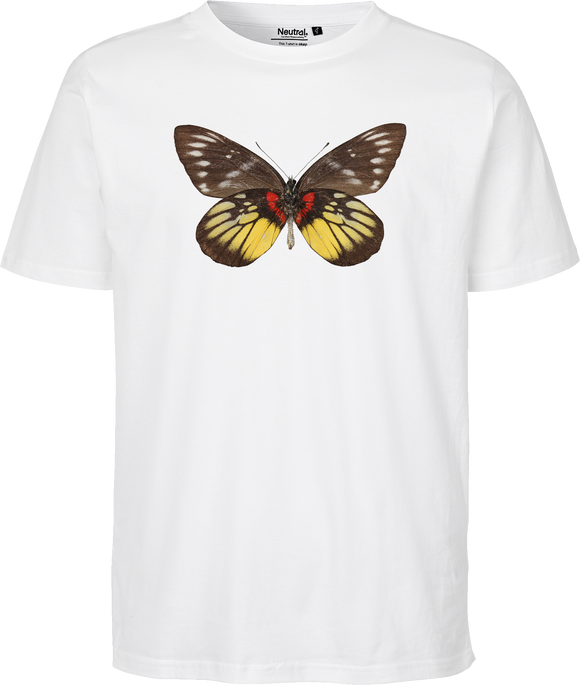 Delias Butterfly Unisex Regular Tee