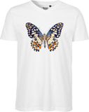 Demoleus Butterfly Men's V-neck Tee