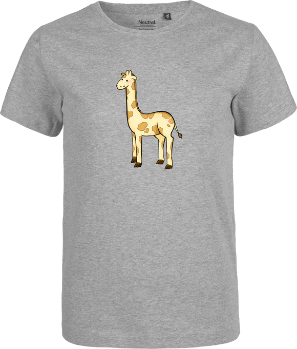 Giraffe Kids Organic Fairtrade Tee