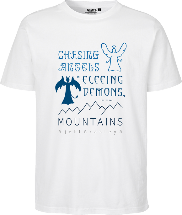 Go To The Mountains Unisex Regular Tee