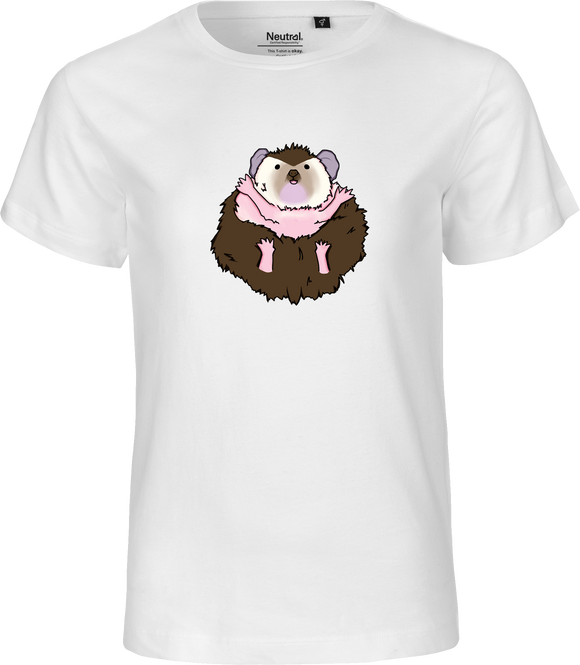 Hedgehog Kids Organic Fairtrade Tee