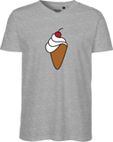 Ice Cream Cone Men's V-neck Tee