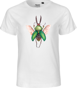 Lamprima Beetle Kids Organic Fairtrade Tee
