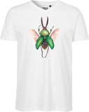Lamprima Beetle Men's V-neck Tee