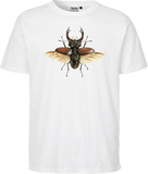 European Stag Beetle Unisex Regular Tee