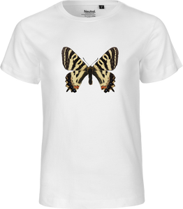 Luehdorfia Butterfly Kids Organic Fairtrade Tee