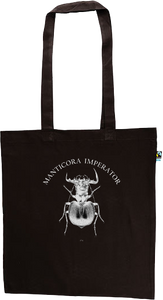 Manticora Beetle Long Handle Shopping Bag