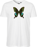Polyctor Swallowtail Men's V-neck Tee