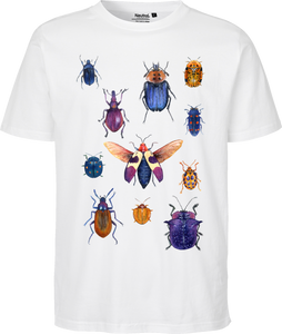 Purple Bugs Unisex Regular Tee