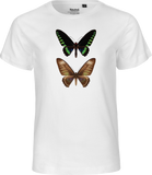 Trojana Birdwing Butterfly Kids Organic Fairtrade Tee