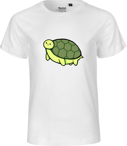 Turtle Kids Organic Fairtrade Tee