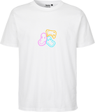 Wabbly Smilies Unisex Regular Tee