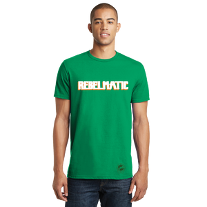 Rebelmatic Green Tee
