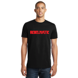 Rebelmatic Black Tee