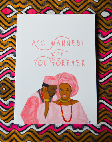 ASO WANNEBI WITH YOU FOREVER